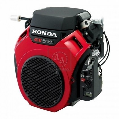 Бензиновый двигатель HONDA GX660 TXF4 OH (Япония)