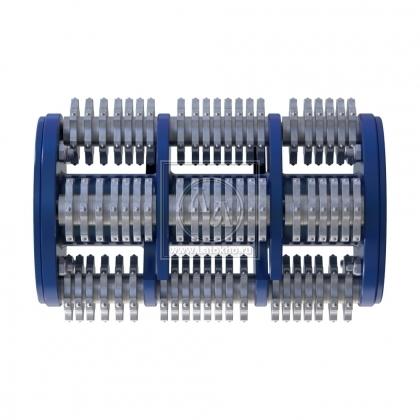 Фрезеровальный барабан (фреза) с шестигранными ножами LATOKHO DSC 250 (Россия)