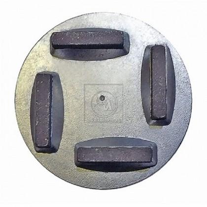 Алмазная шлифовальная фреза, треугольник НИБОРИТ СО LS Спринт 1600/1250 Т4М (Россия)