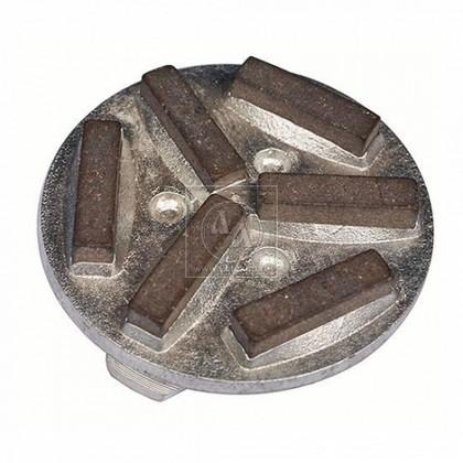Алмазная шлифовальная фреза, треугольник НИБОРИТ СО LS ST00 1000/800 Т6М (Россия)