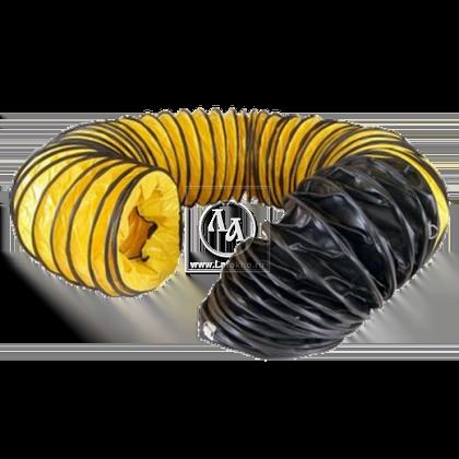 Гофрированный тепловой рукав 7,6 м диаметром 350 мм  MASTER (Италия)