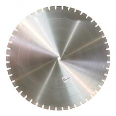 Алмазный диск по железобетону диаметром 800 ммНИБОРИТ Железобетон Плита 800 (Россия)