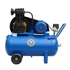 Поршневой компрессор с электроприводом (передвижной) АСО К25М (Россия)