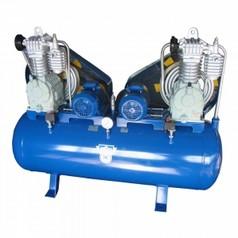 Поршневой компрессор с электроприводом (стационарный)АСО К30 (Россия)