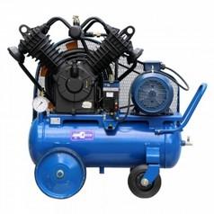 Поршневой компрессор с электроприводом (передвижной) АСО К6 (Россия)