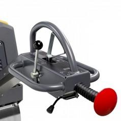 Каток ручной двухвальцовый без электростартера, дизельныйATLAS COPCO LP 6505 H (Швеция)