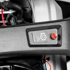 """Вибротрамбовка бензиновая, с индикатором воздушного фильтра и счетчиком моточасовATLAS COPCO LT 5005 9"""" + (Швеция)"""