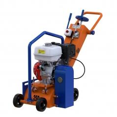 Демаркировочная машина для снятия асфальта, дорожной разметки и бетонного покрытия (с барабаном)LATOKHO DM 250 G (Россия)