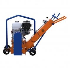 Демаркировочная машина для снятия асфальта, дорожной разметки и бетонного покрытия (с барабаном)LATOKHO DM 300 G (Россия)