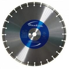 Алмазный диск по бетону диаметром 400 ммDiamEdge COLG - 400 (Франция)