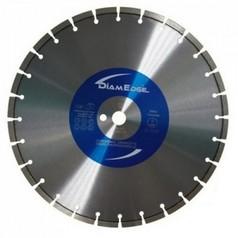 Алмазный диск по железобетону диаметром 450 ммDiamEdge LASER TURBOKUT - 450 (Франция)