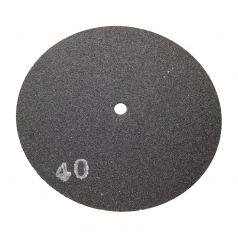 Диск шлифовальный Ø 406 мм, двустороннийJANSER Grinding disc P-40 (Германия)