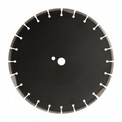 Алмазный диск по асфальту, абразивным материалам (сухая и мокрая резка) диаметром 600 ммDR.SCHULZE AS-1 600 (Германия)