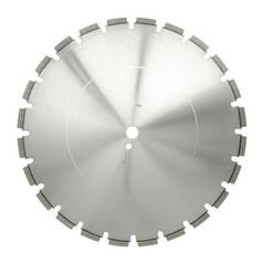 Алмазный диск по бетону, армированному бетону (сухая и мокрая резка) диаметром 600 ммDR.SCHULZE BLS-10 600 (Германия)