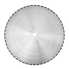 Алмазный диск по поротону, силикатному кирпичу, пемзе, шамоту, мягкому клинкеру, песчанику диаметром 750 ммDR.SCHULZE BS-W 750 (Германия)