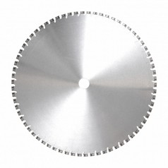 Алмазный диск для стенорезных устройств по армированному старому бетону, бетонным плитам диаметром 600 ммDR.SCHULZE DSW15/DSW20/DSW30 5,0 600 (Германия)