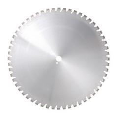 Алмазный диск для стенорезных устройств по армированному старому бетону, бетонным плитам диаметром 650 ммDR.SCHULZE EW-S 3,8 650 (Германия)