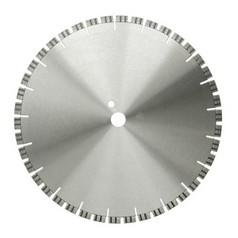 Алмазный диск по граниту, кварцу, твердому песчанику диаметром 400 ммDR.SCHULZE GRT H10 400 (Германия)