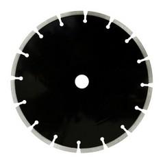 Алмазный диск по мягкому песчанику, кирпичу, черепице, абразивному бетону и др. абразивам диаметром 400 ммDR.SCHULZE L-Abrasiv 400 (Германия)