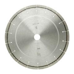 Алмазный диск по граниту, кварцу, твердому песчанику, бордюрному камню диаметром 230 ммDR.SCHULZE L-Granit 230 (Германия)