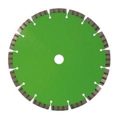 Алмазный диск по армированному бетону, граниту (сегменты с распред. алмазами) диаметром 350 ммDR.SCHULZE Laser Set SP 350 (Германия)