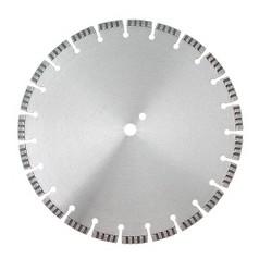 Алмазный диск по армированному бетону, граниту, строительным материалам диаметром 450 ммDR.SCHULZE Laser Turbo U 450 (Германия)