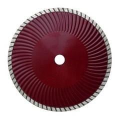 Алмазный диск по бетону, граниту, керамике, бордюрному камню (Turbo) диаметром 230 ммDR.SCHULZE Super Cut S 230 (Германия)