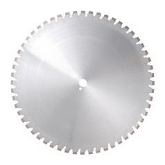 Алмазный диск для стенорезных устройств по армированному бетону, природному камню диаметром 650 ммDR.SCHULZE Titan S  5,0 650 (Германия)