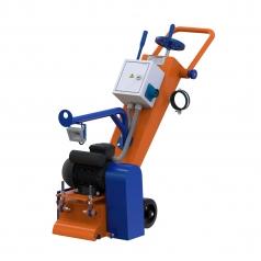 Фрезеровальная машина для обработки бетонных полов (с барабаном)LATOKHO RM 180 E (Россия)