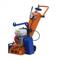 Фрезеровальная машина для обработки бетонных полов (с барабаном)LATOKHO RM 200 G (Россия)