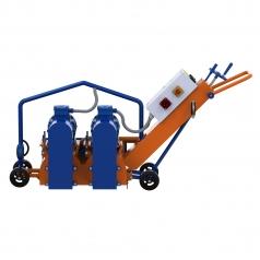 Фрезеровальная машина для обработки бетонных полов и удаления полимеров (с барабаном)LATOKHO RM 250 E Tandem (Россия)