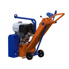 Фрезеровальная машина для обработки бетонных полов и удаления полимеров (с барабаном)LATOKHO RM 250 G (Россия)