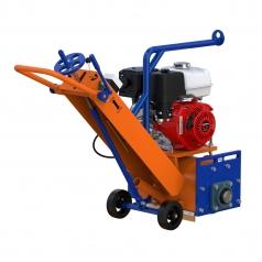 Фрезеровальная машина для обработки бетонных полов (с барабаном)LATOKHO RM 300 G (Россия)