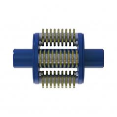 Фрезеровальный барабан (фреза) с шестигранными ножами для демонтажа разметки шириной 100 ммLATOKHO DSCR 250/100 (Россия)
