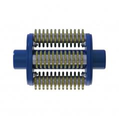 Фрезеровальный барабан (фреза) с шестигранными ножами для демонтажа разметки шириной 150 ммLATOKHO DSCR 250/150 (Россия)