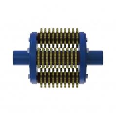 Фрезеровальный барабан (фреза) с восьмигранными ножами для демонтажа разметки шириной 150 ммLATOKHO DSCR 300/150 (Россия)