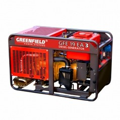 GREEN-FIELD GFE 19 EA3 (Италия)