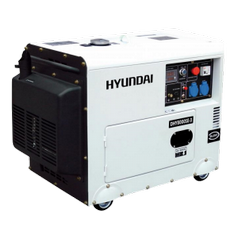 HYUNDAI DHY 6000 SE (Южная Корея)
