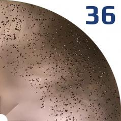 Вольфрамовый диск диаметром 375 мм, двусторонний, мягкийKRUG Grinding disc №36 (Германия)