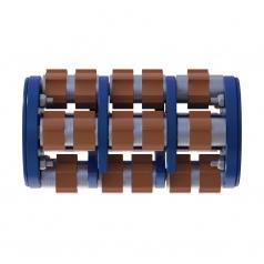 Фрезеровальный барабан (фреза) с карбидными ножамиAIRTEC ES 200, RT 2000 (Швейцария)