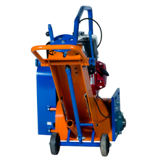 Демаркировочная машина для снятия асфальта, дорожной разметки и бетонного покрытияLATOKHO DM 300 G (Россия)
