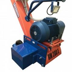 Фрезеровальная машина для обработки бетонных полов (с барабаном)LATOKHO RM 200 E (Россия)