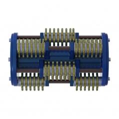 Фрезеровальный барабан (фреза) с шестигранными ножамиZOGEL ZF-250-E400 (Китай)