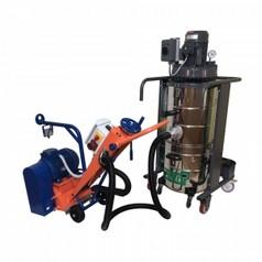 Фрезеровальная машина для обработки бетонных полов и удаления полимеров (с барабаном)LATOKHO RM 250 E (Россия)