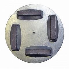Алмазная шлифовальная фреза, треугольникНИБОРИТ СО LS Спринт 1600/1250 Т4М (Россия)