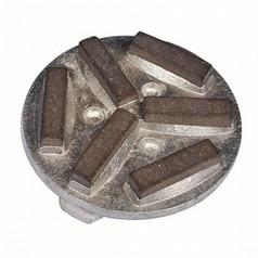 Алмазная шлифовальная фреза, треугольникНИБОРИТ СО LS ST00 1000/800 Т6М (Россия)