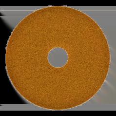 Пад синтетический желтый JANSER (Германия) диаметр 406 мм