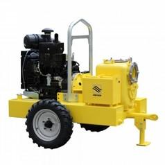 Дизельная мотопомпадля сильнозагрязненных водVARISCO JD 6-250 G10 FKL10 TRAILER (Италия)
