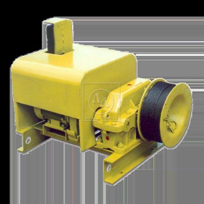 Аренда электрической, грузоподъемной, тяговой лебедки (380 В) ТЛ-14 (Россия)