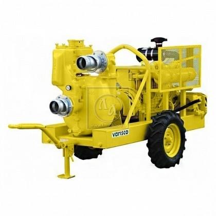 Установка строительного водопонижения VARISCO SIMPLE 10D/J10-305 TWGS/VM/N75+HT (Италия)